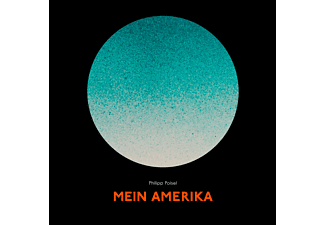 Philipp Poisel - Mein Amerika (CD Digipak) - (CD)