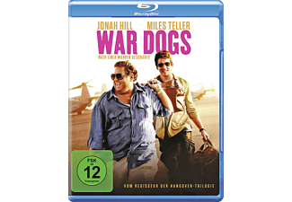 War Dogs - (Blu-ray)