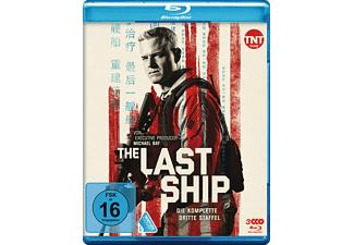 THE LAST SHIP 3.STAFFEL - (Blu-ray)