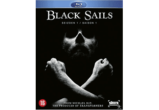 Black Sails - Seizoen 1 TV-serie