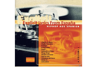 VARIOUS - Explicit Lyrics From Espana - (CD)
