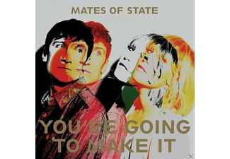 Mates Of State - You're Going To Make It [LP + Download]