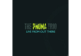 Pnuma Trio - Live From Out There [CD]