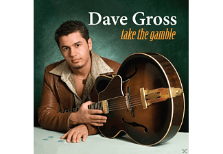 David Gross - Take The Gamble [CD]