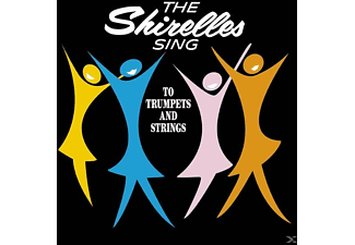 The Shirelles - Sing To Trumpets And Strings - (Vinyl)