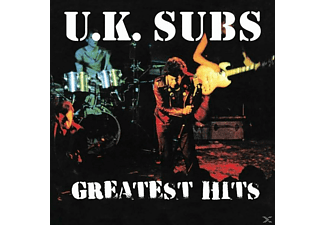 Uk Subs - Greatest Hits - (CD)