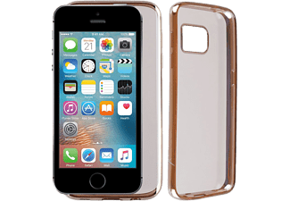 VOLTE-TEL Θήκη Iphone SE/5S/5 Faceplate Electroplating Gold - (5205308173691)