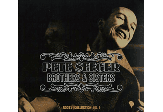Pete Seeger - BROTHERS & SISTERS-ROOTS COLLE - (CD)