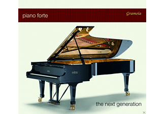 Lukas Klansky, Peter Nagel, Fülop Ranki, Tim Jancar, Julia Kociuban, Olivier Messiaen - Piano Forte-The next Generation - (CD)