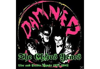 The Damned - The Chaos Years-Live & Studio Demos 1977-1982 - (Vinyl)
