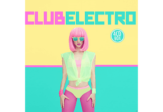 VARIOUS - Club Electro - (CD)