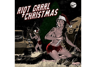 VARIOUS - Riot Grrrl Christmas - (CD)