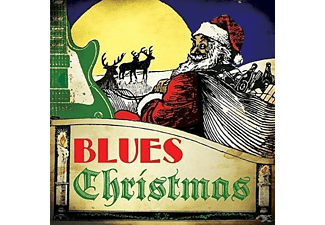VARIOUS - Blues Rock Christmas - (CD)