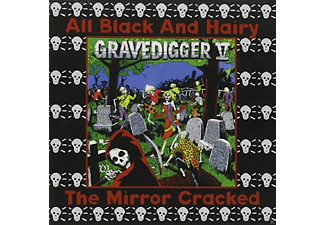 Gravedigger Five - All Black And Hairy - (CD)