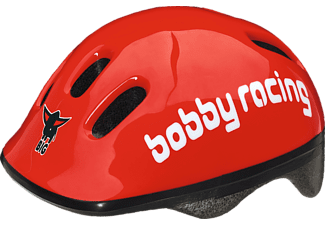 BIG BIG-Bobby-Racing-Helmet Kinderhelm Rot