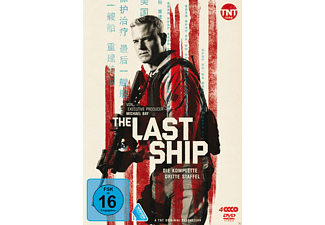 The Last Ship 3. Staffel - (DVD)
