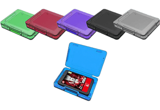 BIGBEN Nintendo Switch Game Case 6-pack
