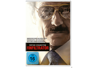 The Infiltrator - (DVD)