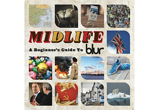 Blur - Midlife: A Beginners Guide To Blur - (CD)