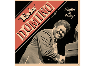 Fats Domino - Thrillin' In Philly! Live - (CD)