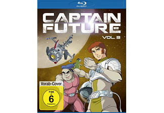 Captain Future - Vol. 3 - (Blu-ray)