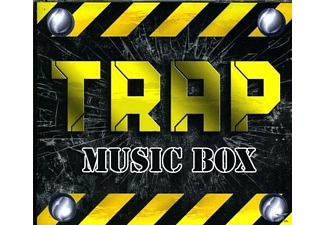 VARIOUS - Trap Music Box - (CD)