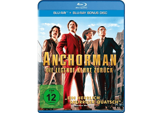 Anchorman - Die Legende kehrt zurück (Replenishment) - (Blu-ray)