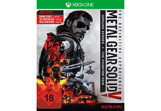 Metal Gear Solid 5 - The Definitive Edition - Xbox One