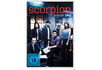 Scorpion - Staffel 2 - (DVD)