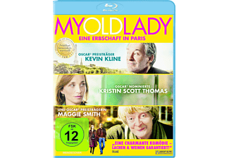 My old lady [Blu-ray]
