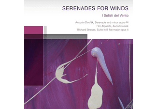 I Solisti Del Vento - Serenades for Winds - (CD)