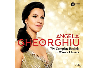 Angela Gheorghiu - The Warner Classics Recitals - (CD)