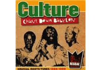Culture - Chant Down Babylon 1989-1999 - (CD)