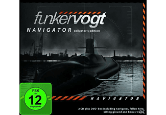 Funker Vogt - Navigator-Collector's Editio - (CD + DVD)