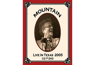 Mountain - Live In Texas 2005 - (CD + DVD Video)