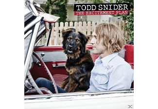 Todd Snider - The Excitement Plan - (CD)