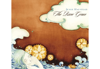 Jenee Halstead - The River Grace (Including Hollow Bones EP) - (CD)