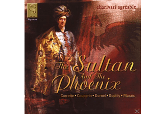 Charivari Agreable - The Sultan And The Phoenix-Kammermusik - (CD)
