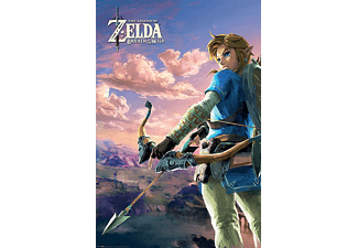 The Legend of Zelda Poster Breath of the Wild