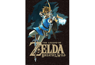 The Legend of Zelda Poster Breath ot the Wild