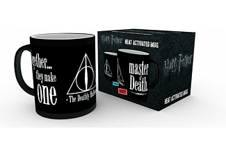 Harry Potter Thermoeffekttasse Deathly Hallowes