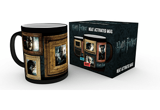 Harry Potter Thermoeffekttasse Portraits