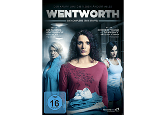 Wentworth - Staffel 1 - (DVD)