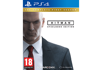 Hitman Complete S1 - Steelbook PS4