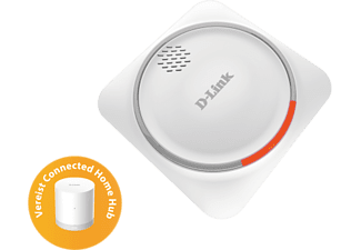 Mydlink Home siren with battery backup