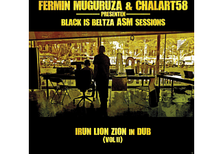 VARIOUS, Fermin Muguruza, Chalart 58 - Black Is Beltza Asm Sessions - Irun Lion Zion In Dub (Vol Ii) - (CD)