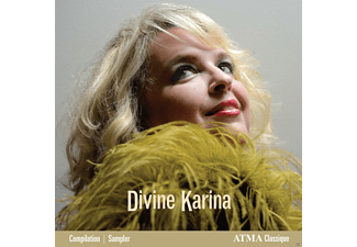 Karina Gauvin - Divine Karina-The Best Of Karina Gauvin - (CD)