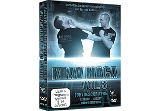 Krav Maga Vol. 3 - (DVD)
