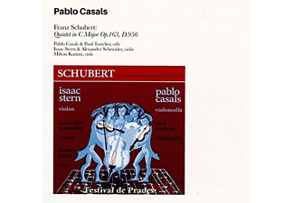 Pablo Casals - Quintet in C Major Op.163, D.956 (CD)
