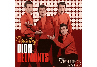 Dion & The Belmonts - Presenting Dion & The Belmonts/Wish Upon a Star (CD)